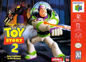 Foto+DisneyPixars+Toy+Story+2-+Buzz+Lightyear+to+the+Rescue!